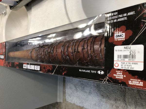 "AMC The Walking Dead ""Lucille"" Bat *Never Opened*"
