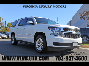 2016 Chevrolet Suburban for Sale in Chantilly, VA