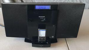 IPOD A1285 8 GB Nano & Panasonic Stereo System SC-HC20 for Sale in Livermore, CA