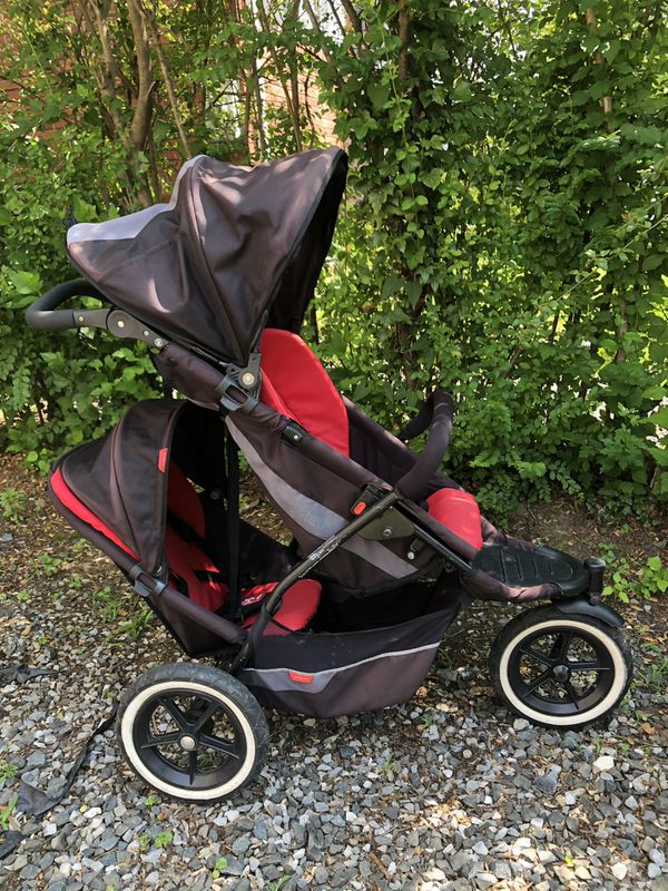 Phil &Ted Explorer Double Stroller