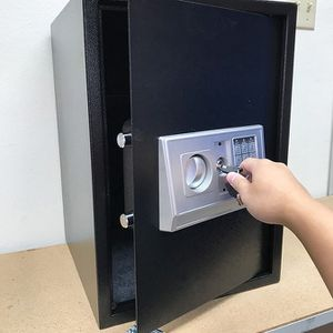 "(NEW) $85 Large 14x14x20"" Digital Security Safe Box Electric Keypad Lock w/ Master Key for Sale in El Monte, CA"