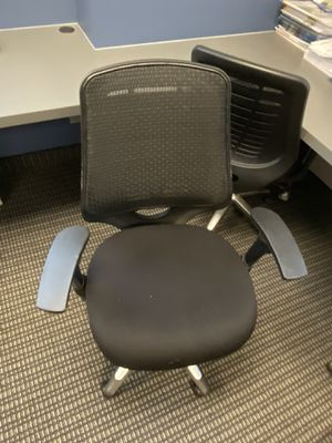 Black office work chair - CHEAP for Sale in Brea, CA
