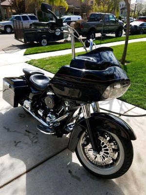 02 Harley Davidson Road Glide for Sale in Sanger, CA