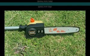 Echo Pole chainsaw Attachment or Power Pruner for Sale in Norfolk, VA