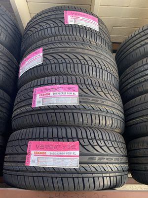 245/35/20 new tire for Sale in Arlington, TX
