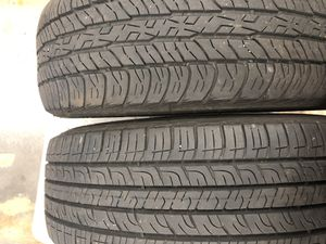 P185/65R15 Goodyear Used Tires for Sale in Clifton, VA