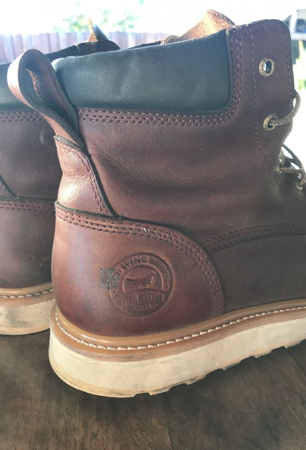 8329435aa99 Red Wing Boots Irish Setter 11.5 for Sale in Baldwin Park, CA - OfferUp