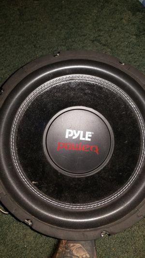 12 in sub speaker for Sale in Wytheville, VA