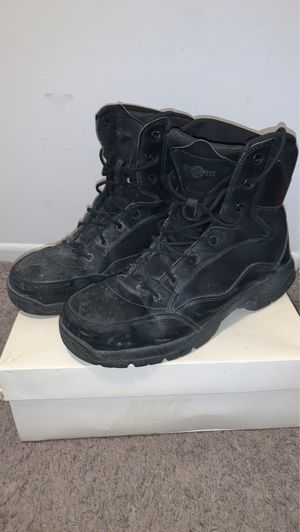 Work Boots Steel Toe for Sale in Baltimore, MD