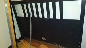 Cherrywood bed frame for Sale in Portland, OR