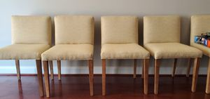 Set of 6 dinning chairs for sale for Sale in Elkridge, MD