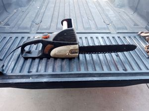 16-in electric chainsaw for Sale in Avondale, AZ