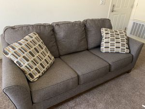 Grey Sofa for Sale in Cohasset, CA