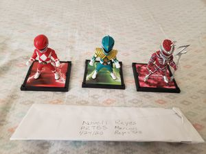 Power rangers for Sale in West Springfield, VA