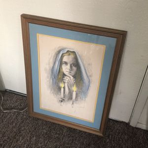 Old Antique Photo And Frame for Sale in San Luis Obispo, CA