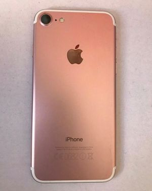 iPhone 7 unlock with 2 month warranty only @ Julian wireless for Sale in Columbus, OH