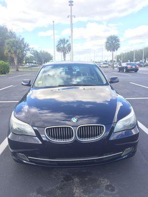 2008 BMW 5 Series for Sale in Miami, FL