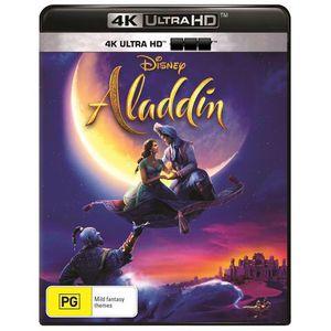 4K Aladdin — 2019 — iTunes for Sale in Cerritos, CA