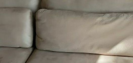 Microfiber XL Couch for Sale in Tampa,  FL