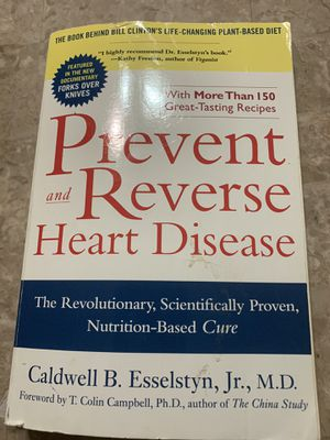 Free Book Prevent and Reverse Heart Disease for Sale in Miami, FL