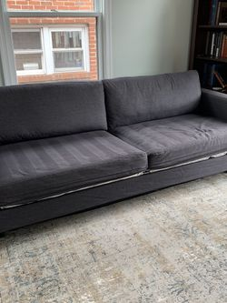 Futon (with full size pull-out) $500 or best offer for Sale in Washington,  DC