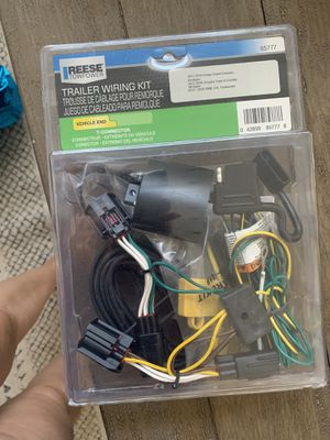 Van and Truck trailer t connector Wiring kit ( need gone ASAP ) for Sale in Flower Mound, TX