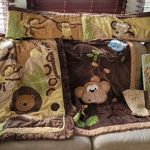 11 pc. Crib Bedding for Sale in Gainesville, VA