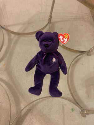 Ty Princess Diana beanie baby bear for Sale in San Antonio, TX