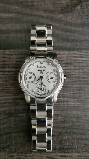 BULOVA WOMANS WATCH 96R45 for Sale in NO POTOMAC, MD