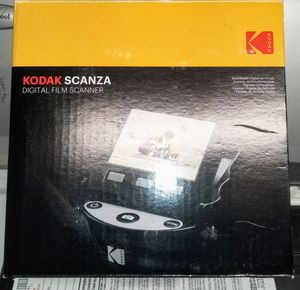 KODAK SCANZA Digital Film Scanner for Sale in Long Beach, CA
