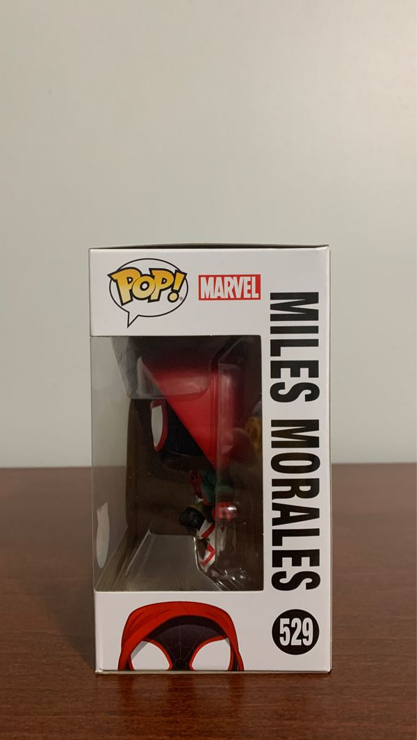 Spider-Man Miles Morales PX Previews Exclusive Funko Pop! #529