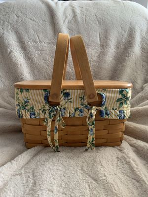 Longaberger Picnic Basket 🥧 for Sale in Hercules, CA