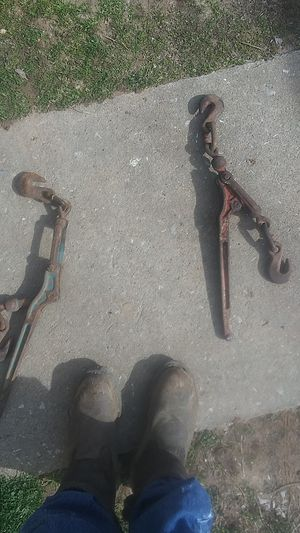 CHAIN BOOMS for Sale in Bray, OK