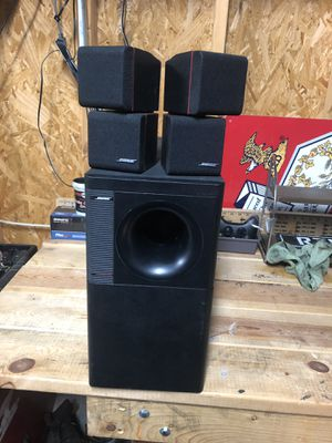 Bose 2.1 sound system for Sale in Dublin, OH