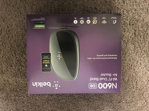 Dualband WiFi Router for Sale in Cohasset, CA