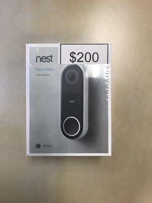 Nest video doorbell for Sale in Rialto, CA
