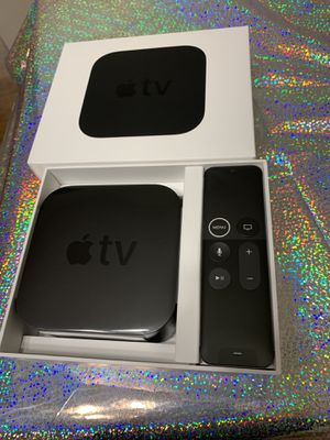 Apple 4 k tv brand new for Sale in Staten Island, NY