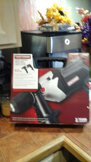 Craftsman HD 1/2 inch 110 volt drill for Sale in Memphis, TN