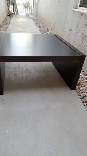 Square table (coffee table, end table) for Sale in Phoenix, AZ