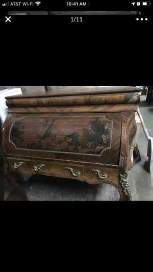 1800s Antique Secretary Desk for Sale in Raleigh, NC