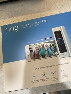 New never used ring door bell for Sale in Davenport, FL