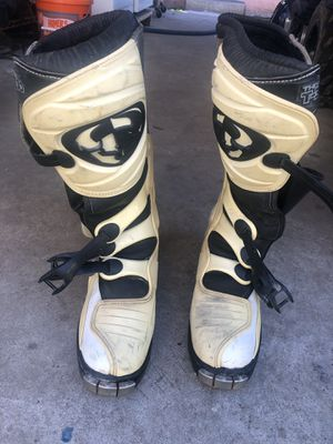 dirt bike boots for Sale in Downey, CA