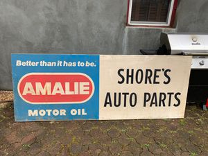 Old sign for Sale in Naugatuck, CT