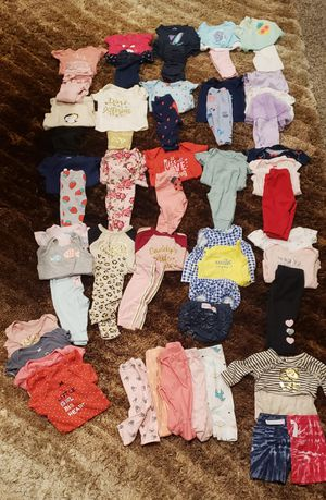 Baby girl clothes and other items for Sale in Denver, CO