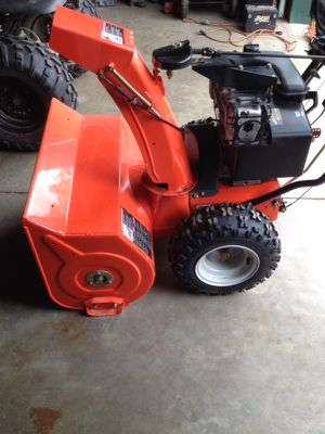 Ariens snow thrower. for Sale in Irons, MI