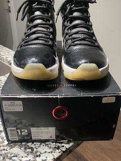 JORDAN 11.....(72/10)...MENS...SIZE...(12) for Sale in Philadelphia,  PA