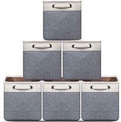 Kntiwiwo Cube Storage Bins Set Of 6 for Sale in Fresno,  CA