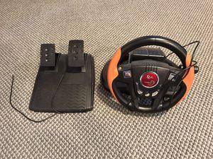 Betop 319 USB steering wheel for PC for Sale in Herndon, VA