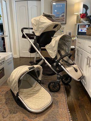 Uppa Baby Vista Double stroller for Sale in Atlanta, GA