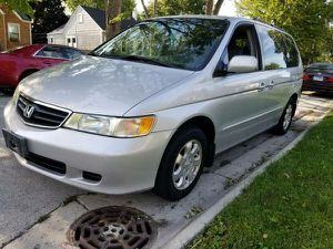 2002 HONDA ODYSSEY EX-L for Sale in Oak Lawn, IL